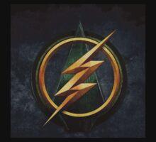 Arrow Flash Crossover T-Shirt