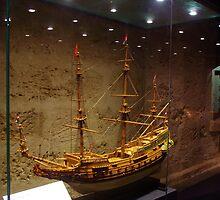 Batavia Model by lezvee