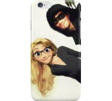 Olicity Tangled Arrow Crossover iPhone Case/Skin