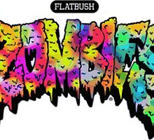 flatbush zombies by ELANG69