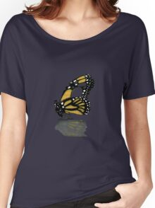 Butterfly on my Shirt Women's Relaxed Fit T-Shirt
