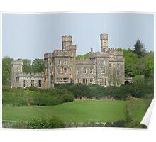 Lewis Castle Poster