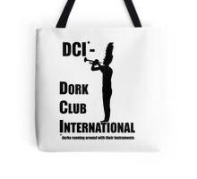 Dork Club International Tote Bag