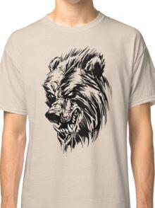 Black Werebear Classic T-Shirt
