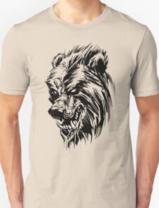 Black Werebear T-Shirt