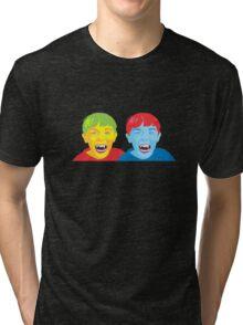 vampire twins Tri-blend T-Shirt