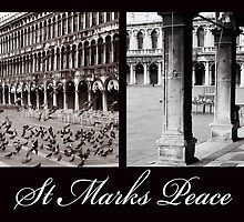 St Marks Peace by DavidROMAN