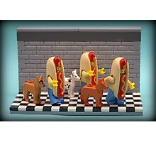 Hot Dogs !  Photographic Print