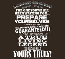 YOURS TRULY! by igotashirt4u