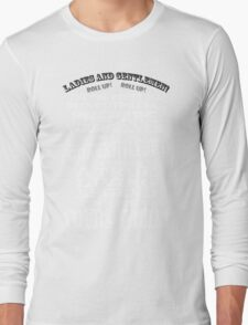 YOURS TRULY! Long Sleeve T-Shirt