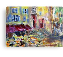 From the White Room in Aix en Provence Canvas Print