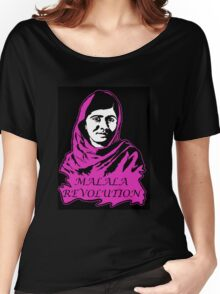 Malala Revolution Women's Relaxed Fit T-Shirt