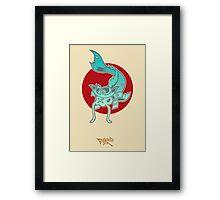 Samukoi Framed Print