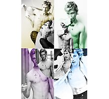 Alex Pettyfer Poster Photographic Print