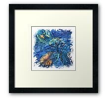 The Atlas of Dreams - Color Plate 124 Framed Print