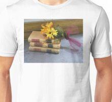 Vintage Law Books Unisex T-Shirt