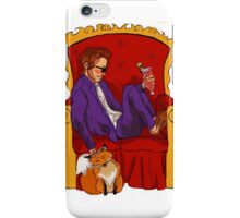 Smug Louis iPhone Case/Skin