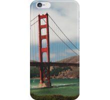 Golden Gate Bridge, San Francisco iPhone Case/Skin