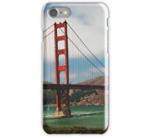 Golden Gate Bridge, San Francisco iPhone Case/Skin