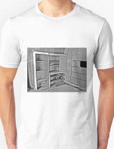 Empty Cabinets  Unisex T-Shirt