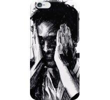 Jim Moriarty/Richard Brook iPhone Case/Skin
