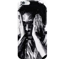 Jim Moriarty/Richard Brook iPhone Case/Skin