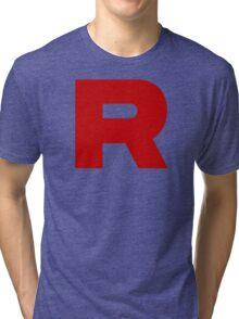 Team Rocket Tri-blend T-Shirt