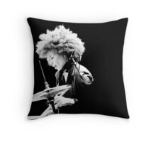 The Decisive Moment Throw Pillow