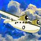 Grumman Goose the Flying Yacht - all products except duvet by Dennis Melling