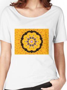 KALIEDOSCOPE LANTANA Women's Relaxed Fit T-Shirt