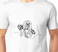 Spider-Man B/W Unisex T-Shirt