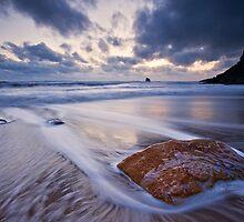 Sea Streaks by henroben