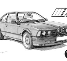 BMW M635csi E24 Text removed by Steve Pearcy