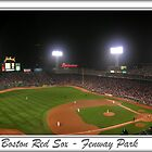 Fenway Park Pano #1 by artbylisa