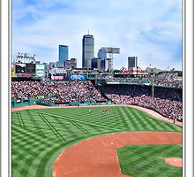 Red Sox Pano #2 by artbylisa