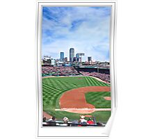 Red Sox Pano #2 Poster