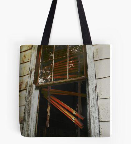 Historic Window Tote Bag