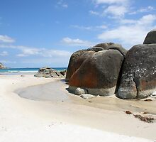 Boulders by Dave Law