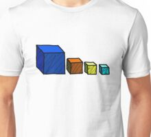 Realm of the Mad God - Cube God Cubes Unisex T-Shirt