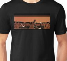 Thrice-Ploughed Field Unisex T-Shirt