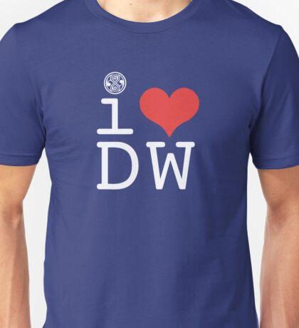 I Heart Doctor Who Unisex T-Shirt