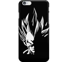 Prince Vegeta Into Light iPhone Case/Skin