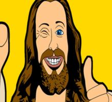 Cool Story Bro! Jesus edition. Sticker