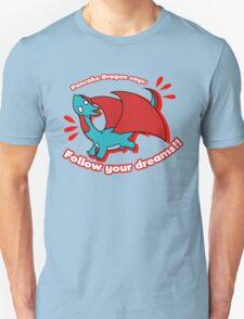 Pancake Dragon Says T-Shirt