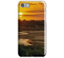 An African Sunset iPhone Case/Skin