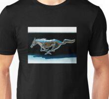Silver Horse Unisex T-Shirt