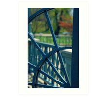 Iron Gate - Roger Williams Park Art Print
