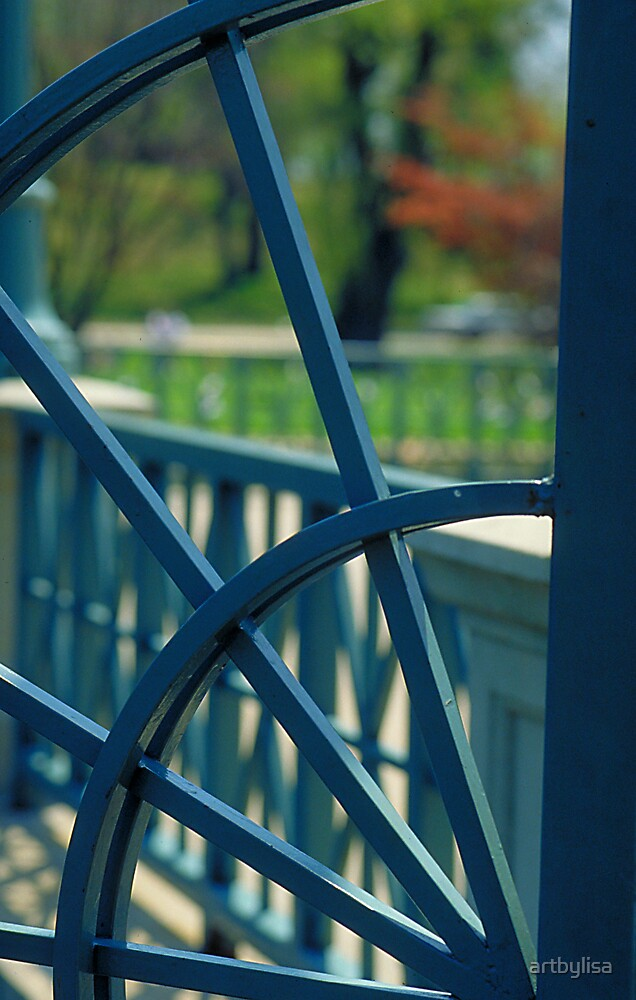 Iron Gate - Roger Williams Park by artbylisa