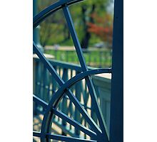 Iron Gate - Roger Williams Park Photographic Print