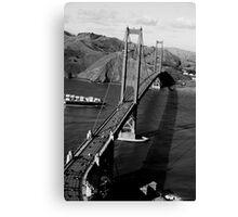 San Francisco Gateway Canvas Print
